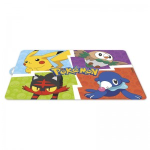 Pokemon toddler easy offset placemat
