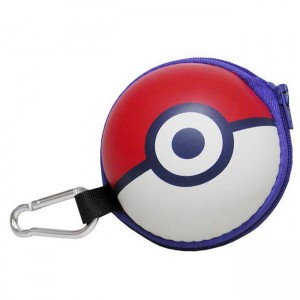 Pokeball Pokemon Pikachu foldable pencil case