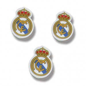 Real Madrid eraser