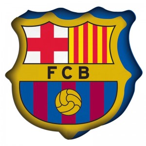 FC Barcelona 3D cushion