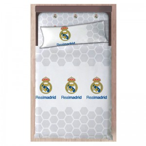Real Madrid sheets set 105cm