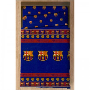 FC Barcelona sheets set 90cm