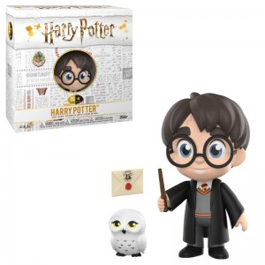 5 Star figure Harry Potter Harry vinyl