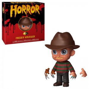 6 Star figure Horror Freddy Krueger