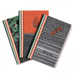 Metamorphosis assorted 3 assorted notebooks set
