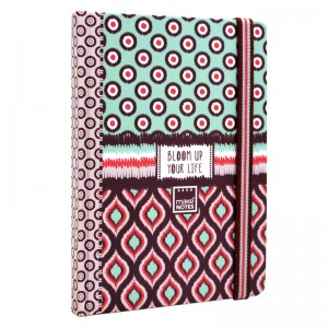 Bloom Up A6 hardcover notebook