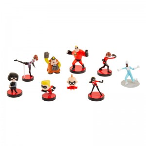 The Incredibles assorted figure 7