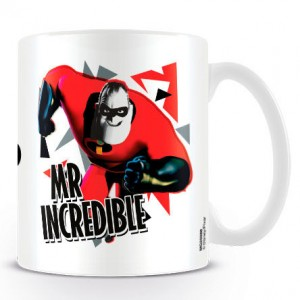 Disney The Incredibles Mr. Incredible In Action mug