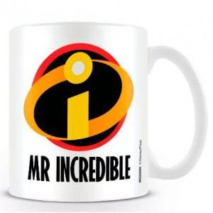 Disney The Incredibles Mr. Incredible mug