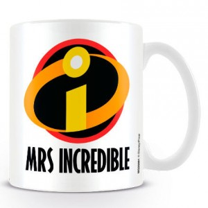 Disney The Incredibles Mrs. Incredible mug