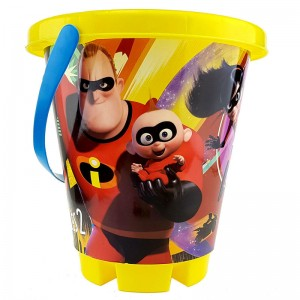 Disney The Incredibles beach bucket