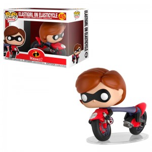 POP figure Disney Incredibles 2 Elastigirl on Elasticycle