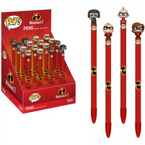 Pen Toppers Disney The Incredibles 2