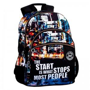 40 Grados People adaptable backpack 43cm