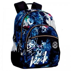 40 Grados Rock adaptable backpack 43cm