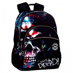 40 Grados Not Dead adaptable backpack 43cm
