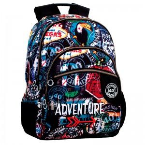 40 Grados Adventure adaptable backpack 43cm