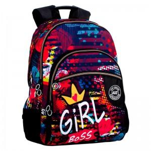 40 Grados Girl adaptable backpack 43cm