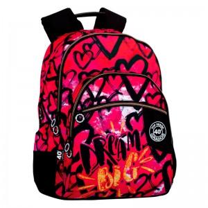 40 Grados Dream Big adaptable backpack 43cm