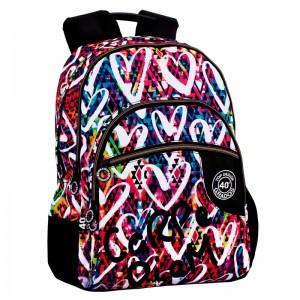 40 Grados Carpe Diem adaptable backpack 43cm