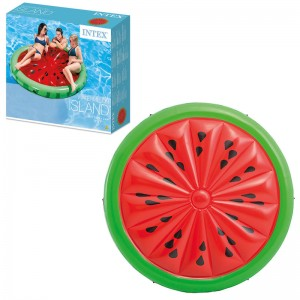 Inflatable Watermelon airbed