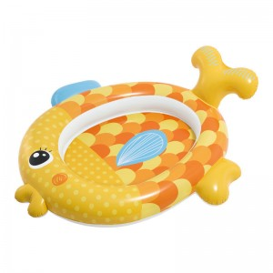 Inflatable Fish baby pool
