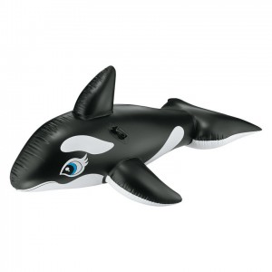 Inflatable Orca