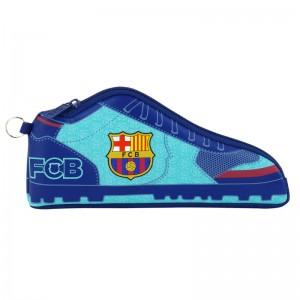 FC Barcelona Blue pencil case