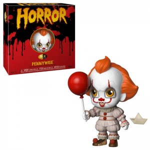 5 Star figure Horror Pennywise