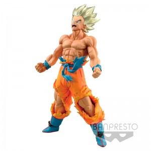 Dragon Ball Z Blood of Saiyans Son Goku figure 18cm