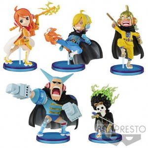 One Piece World Collectable Mugiwara 56 v2 figure 7cm