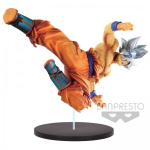 Dragon Ball Super Son Gokou Fes Ultra Instinct vol. 8 figure 20cm