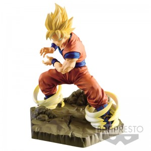 Dragon Ball Z Son Gokou Absolute Perfection figure 15cm