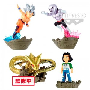 Dragon Ball Super WCF ChiBi Surtido Diorama Vol 2 assorted figure 7cm