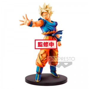 Dragonball Z Blood of Saiyans Super Saiyan Son Goku figure 18cm