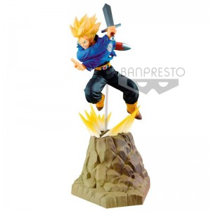 Dragonball Z Absolute Perfection Trunks figure 15cm