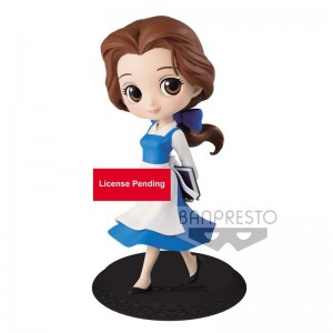 Disney Beauty and the Beast Belle Country Q Posket figure A 14cm