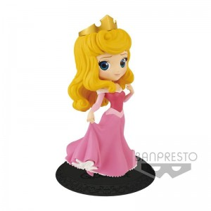 Disney Sleeping Beauty Princess Aurora Q Posket figure 14cm