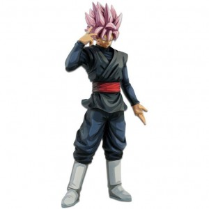 Dragon Ball Super Super Saiyan Rose Grandista figure 28cm