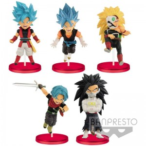 Super Dragon Ball Heroes World Collectable assorted figure 7cm