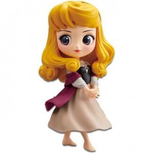 Q Posket Disney Aurora Briar Rose Sleeping Beauty figure 14cm