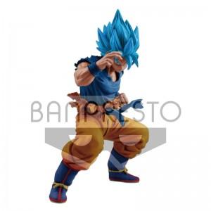 Dragon Ball Super Masterlise Super Saiyan God Super Saiyan Son Goku figure 20cm