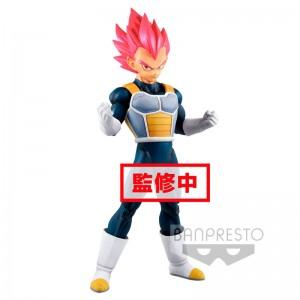 Dragon Ball Super Cyokuku Buyuden Super Saiyan God Vegeta figure 22cm