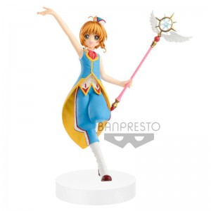 Cardcaptor Sakura Sakura Kinomoto Clear Card figure 21cm