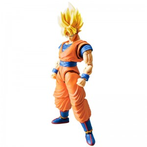 Dragon Ball Super Saiyan Son Goku figure 16cm