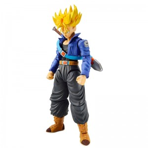Dragon Ball Super Saiyan Trunks figure 14cm