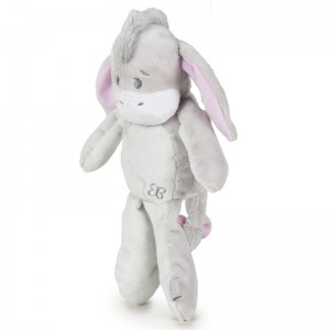 Disney Baby Winnie the Pooh Eeyore soft plush toy 27cm