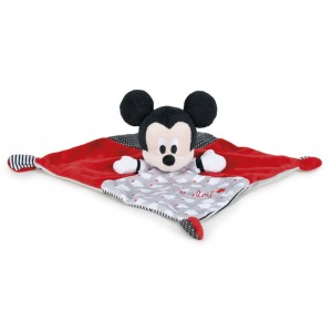 Disney Baby Mickey soft conforter doudou