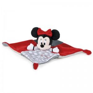 Disney Baby Minnie soft conforter doudou