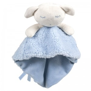 Eileen the Sleep Baby blue soft conforter doudou
